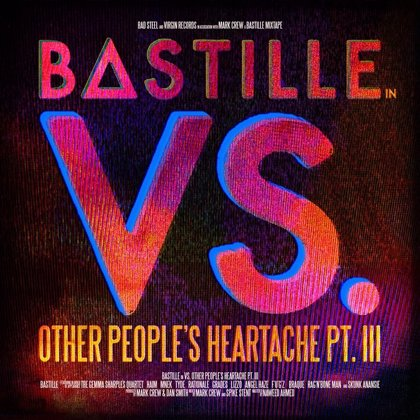 Escucha la canción de Bastille con Haim: 'Bite Down'