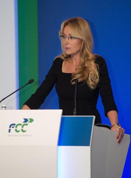 Economía/Empresas.- FCC baja un 5,3% en Bolsa y los derechos de suscripción de su ampliación caen un 17,4%
