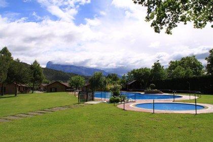El Camping Boltaña recibe un reconocimiento tras obtener el Sello de Turismo Familiar