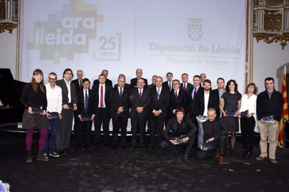 El premio turístico internacional de comunicación Pica d'Estats recibe 212 candidaturas
