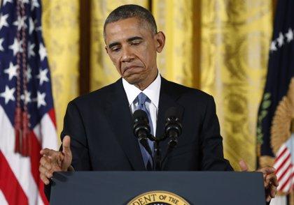 """Obama promete tratar la """"desconfianza latente"""" entre la Policía de EEUU y las minorías"""