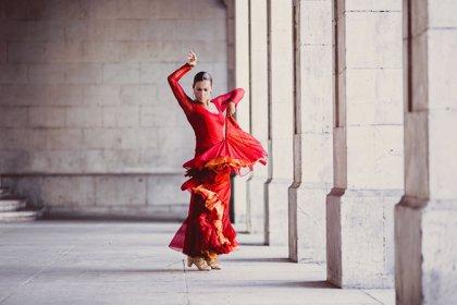 La bailarina cántabra Yolanda G. Sobrado presenta 'Collage' dentro de MUECA