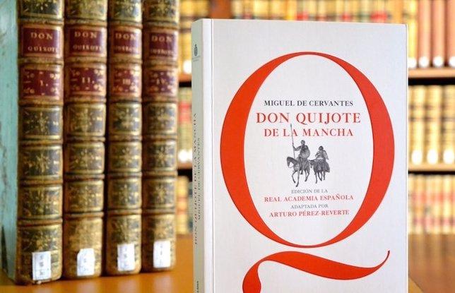 Se presenta en México el nuevo libro sobre Don Quijote