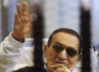 La Fiscalía egipcia recurre la absolución del expresidente Mubarak