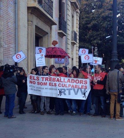Cotino llega al TSJCV para declarar por la visita del Papa