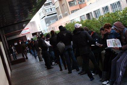 El paro sube en Galicia en 4.588 personas en noviembre, segundo mayor aumento del Estado