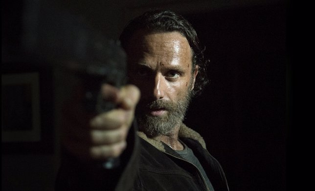 Rick (Andrew Lincoln) - The Walking Dead, quinta temporada