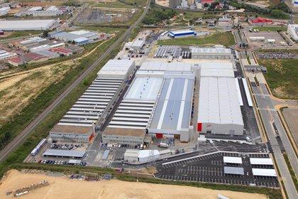 Economía/Empresas.- Talgo amplía su planta de Rivabellosa (Álava) en 20.000 metros cuadrados