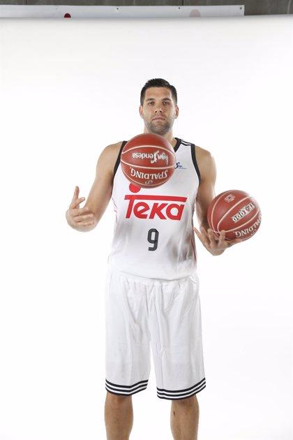 """Felipe Reyes: """"Me encuentro bien, muy motivado y con la mentalidad de dar lo mejor"""""""