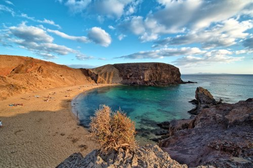 Lanzarote, Playa