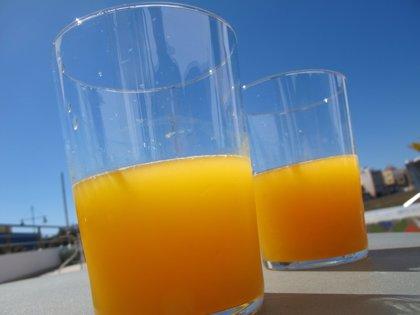 Las propiedades antioxidantes del zumo de naranja, diez veces mayores de lo que se pensaba