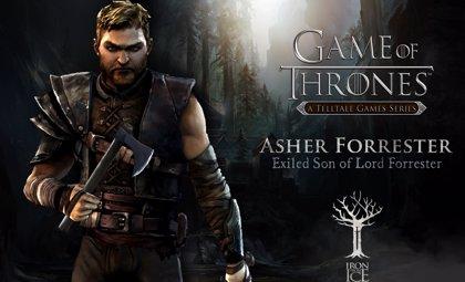 Juego de tronos: El tráiler de Iron From Ice presenta una nueva Casa en Poniente