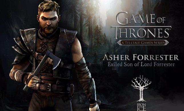 Juego de tronos: El tráiler  Telltale Games Series introduce una nueva Casa en P