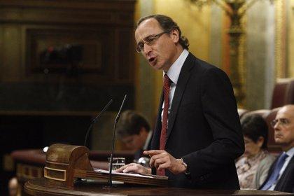 Alfonso Alonso, nuevo ministro de Sanidad