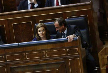 Biografía de Alfonso Alonso, colaborador de Sáenz de Santamaría en la oposición y elogiado por Rajoy como portavoz