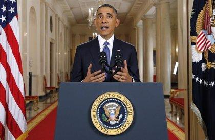 Obama dice que lucha contra el ébola está lejos de haber terminado y pide 6.180 millones de dólares al Congreso