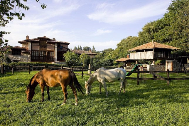 Turismo rural. Hotel Arredondo