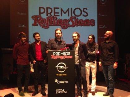 Vetusta Morla y Manolo García triunfan en los Premios Rolling Stone 2014