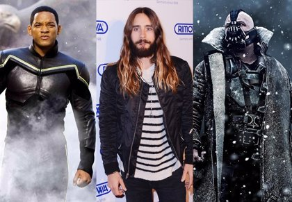 Reparto oficial de Suicide Squad: Jared Leto, Will Smith, Tom Hardy y Margot Robbie