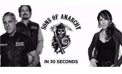 VÍDEO: Sons of Anarchy en solo 30 segundos, según sus protagonistas