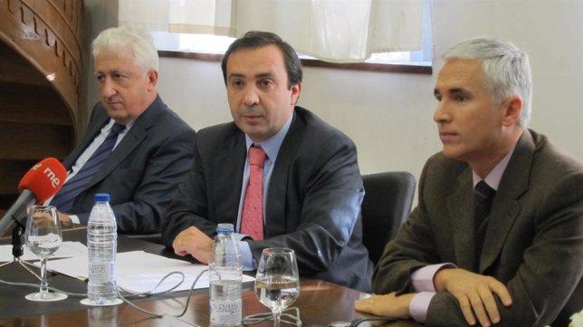 Inauguración de las jornadas 'El debate de la reforma constitucional'
