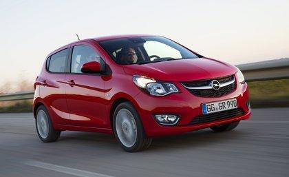 Opel lanzará en verano de 2015 el nuevo Karl
