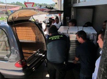 El compañero de piso del descuartizado en Ponteareas se entrega