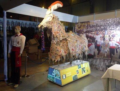 Los Caballos del Vino, en el Salón Internacional del Caballo de Sevilla (SICAB)