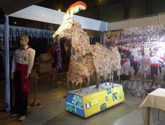 Los Caballos del Vino, en el Salón Internacional del Caballo de Sevillla (SICAB)