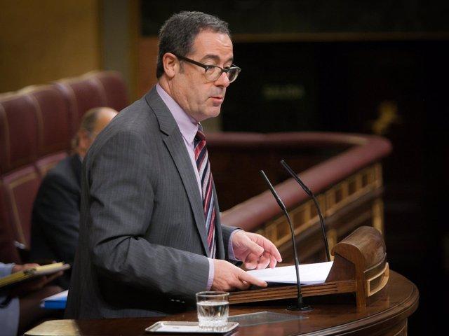 Pere Macias, portavoz adjunto de CiU