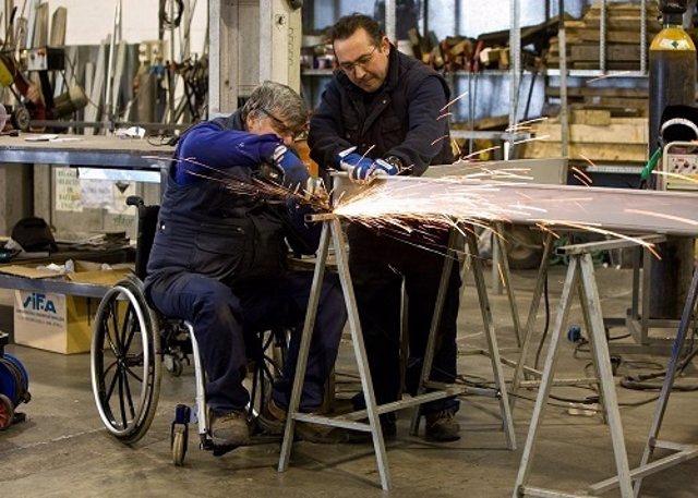 UGT-Andalucía también con el Día de la  Discapacidad