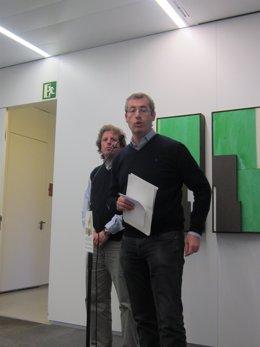 Markel Olano y Xabier Ezeizabarrena.