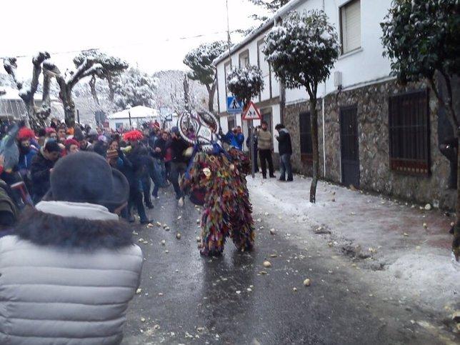 Jarramplas, Piornal (Cáceres)