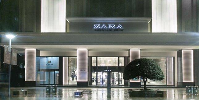 Zara en Shanghai