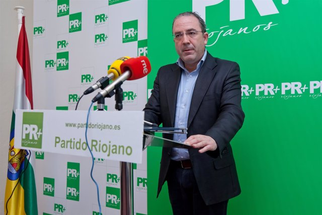 El diputado riojano Rubén Gil Trincado