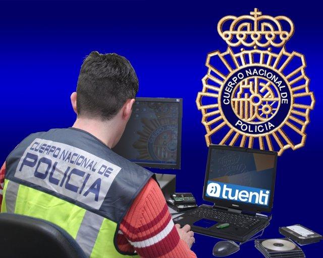 Investigación de delitos tecnológicos