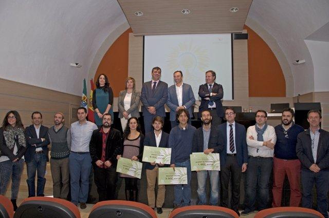 Ganadores Programa Ideas Emprendedoras de la Diputación Cáceres