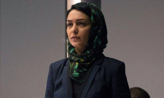 Nazanin Boniadi en Homeland