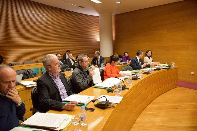 Comisión de Economía de las Corts