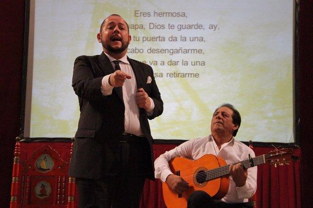 El cante de las minas, analizado en el Congreso de Flamenco