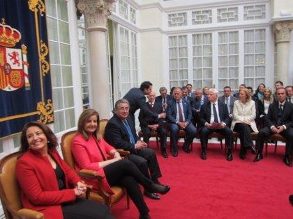 """Báñez destaca el papel equilibrador de Andalucía en el debate de unidad de España frente a """"crispación rupturista"""""""