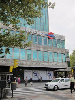 Sede de Ibercaja en Zaragoza.
