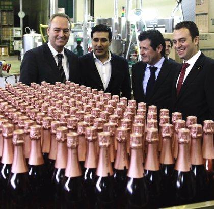 Las bodegas de Requena (Valencia) venderán siete millones de botellas de cava, el doble que en la temporada anterior