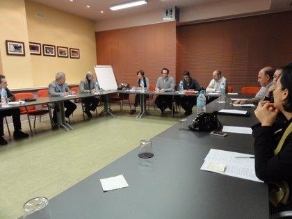 El PSIB y la Asociación de Constructores se reúnen para buscar alternativas que reactiven el sector