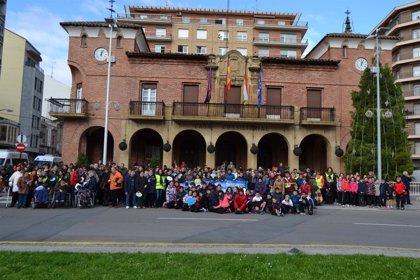 ARPS ha celebrado el 'Día Internacional de las Personas con Discapacidad' en Logroño y en Calahorra