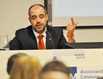 """Buch (ACM) pide """"unidad"""" a los partidos soberanistas para afrontar el futuro"""