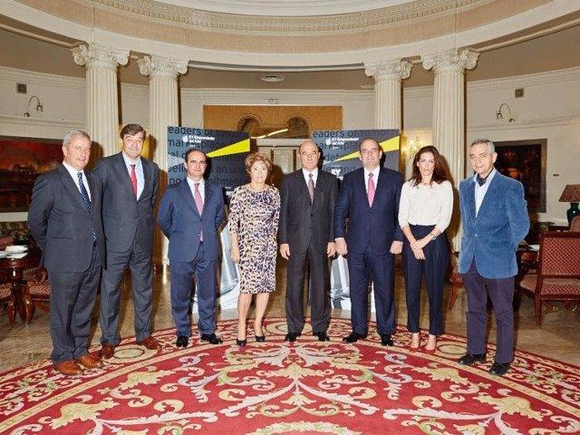 Acto de proclamación de finalistas de la zona Norte del Premio Emprendedor de EY