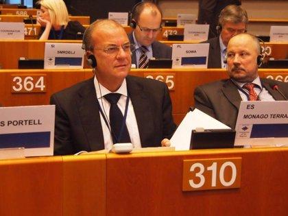 """Monago emplaza a la UE a recuperar su """"liderazgo mundial"""" en el sector industrial"""