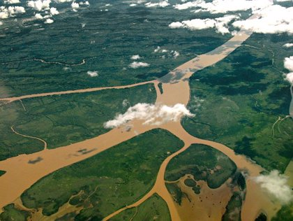 Los deltas de todo el mundo, en peligro de inundación