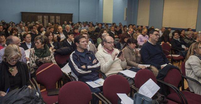 Participantes en la 'Jornada para Directivos'